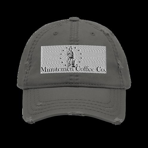 Distressed Dad Hat Classic MMCC