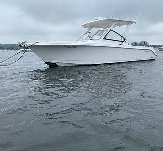 2018 Edgewater 262 CX Dual Console