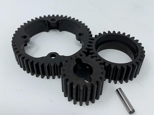 BLACKBONE H/DUTY TRANSMISSION GEARS FOR HPI BAJA