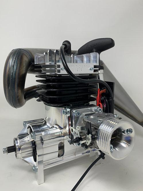 RCMAX 65 SUPREME - COMPLETE PACKAGE