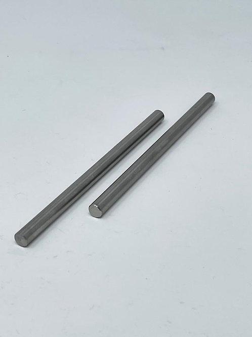 RCMAX TITANIUM BAJA REAR UPPER PINS (2)