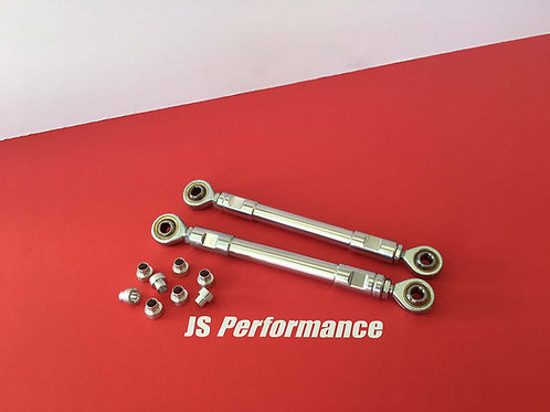 JS PERFORMANCE V2 112mm STEERING LINKS