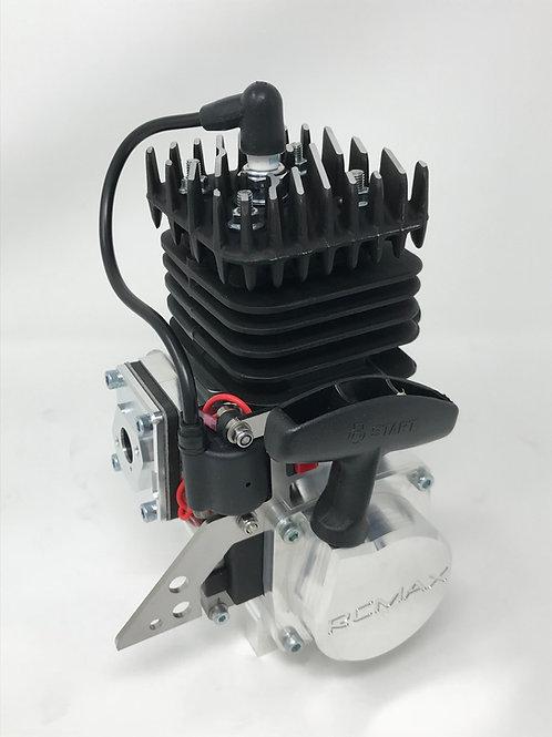 RCMAX 40GT BILLET REED ENGINE