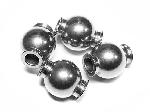 KV5 Ball 13.8x17x5 (Rod End Balls) Set of 4 - KV5589