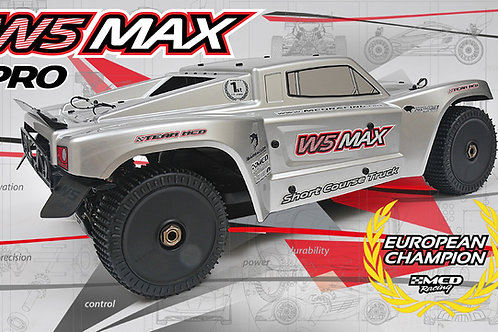 MCD W5 MAX PRO SHORT COURSE TRUCK - ROLLING CHASSIS