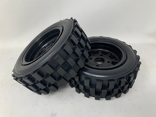 """BRP 2"""" WIDE KNOBBY -  ONE PAIR"""