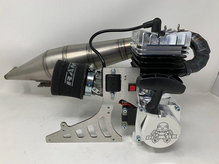 PRIMAL DRAGSTER RCMAX 65 SUPREME ENGINE PACKAGE