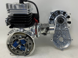 PRIMAL MONSTER TRUCK ENGINE UPDATE
