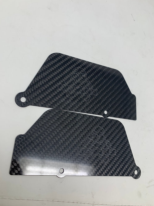 Bonehead Carbon Losi 5T/2.0 CV Guards