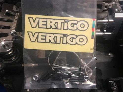 VERTIGO VEKTA 5 - SIDE QUICK RELEASE SYSTEM (130914)