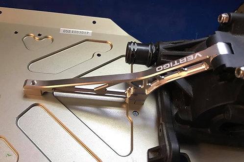 Vertigo Losi 5ive T Rear Chassis Brace  - 100903