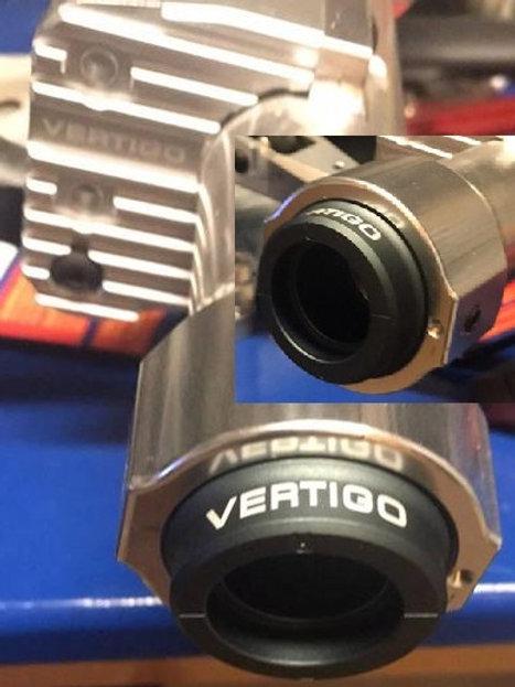 VERTIGO 1 Degree toe/0 degree camber hubs (2)