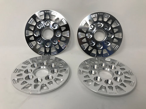 RCMAX BILLET BRP WHEEL INSERTS - FULL SET (4)