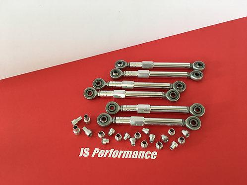 JS Performance LOSI 5IVE 6pc Turnbuckle set