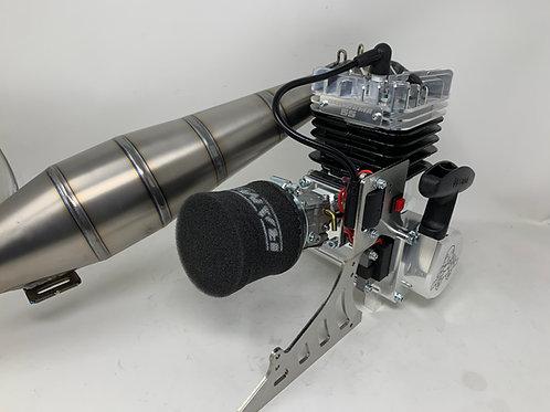 PRIMAL DRAGSTER RCMAX 55 SUPREME ENGINE PACKAGE