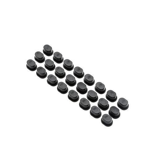 Adjustable Hinge Pin Brace Inserts: 5B,5T,MINI WRC