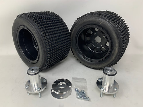 "EXTENDED BAJA REAR BRP PAIR - 4"" MINI PINS"