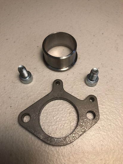 RCMAX EXHAUST STUB/BRACKET SET