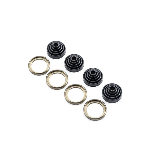 TLR Axle Boot Set: 5ive-B, 5ive-T, 2.0, MINI - TLR252003
