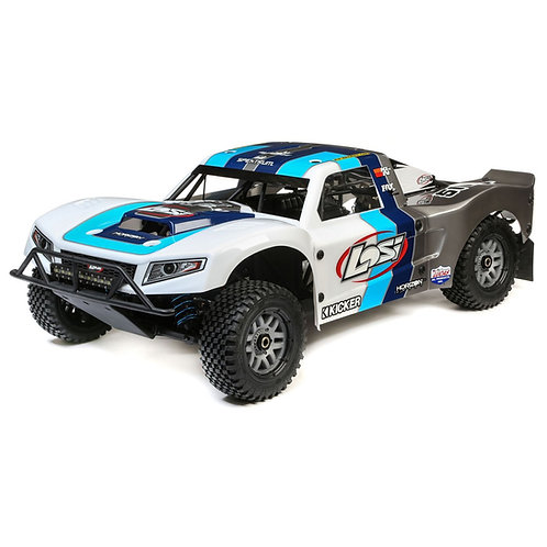 Losi 5IVE-T 2.0 4WD 1/5 Scale Short Course Truck Gas BND  - LOS05014T1