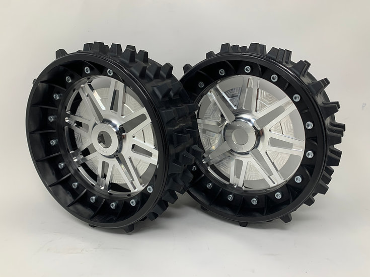 """PAIR of SUPER SPIKE 3"""" with Lightweight Centres for 24mm Hex"""