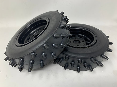"""BRP 190mm (2"""" wide x 7""""tall) SPIKES -  ONE PAIR"""