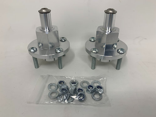 HPI BAJA BRP Disc Brake Front wheel adaptors