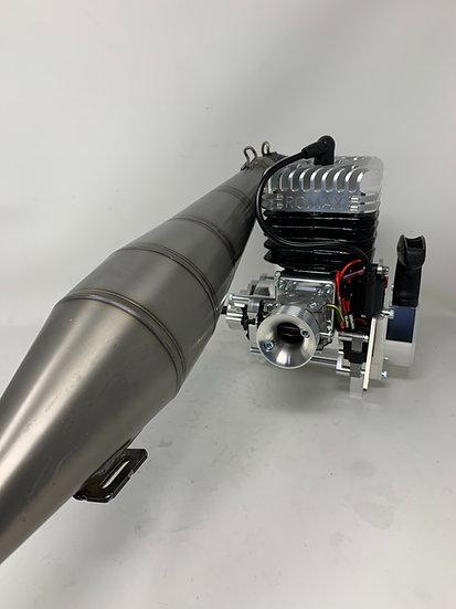 RCMAX 46GT V2 ENGINE PACKAGE