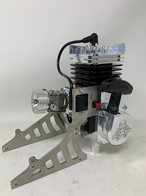 PRIMAL DRAGSTER RCMAX71 SUPREME ENGINE PACKAGE