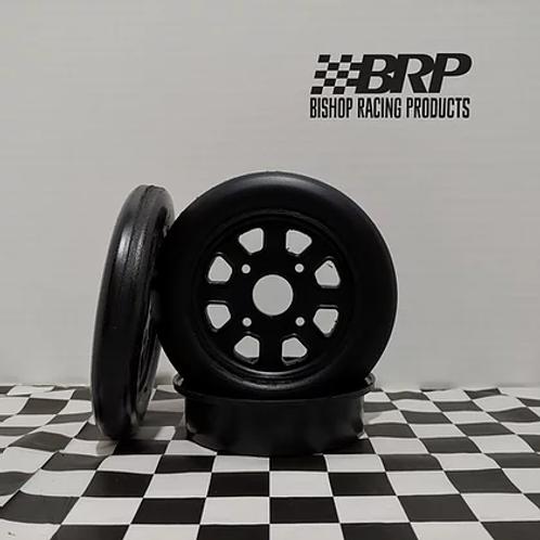 """BRP 1/2"""" Front Drag Rails - One Pair"""