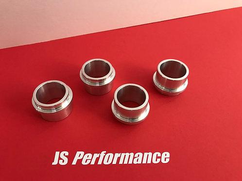 Primal MT Shock Absorber Alloy Spring Separators (4pkt)