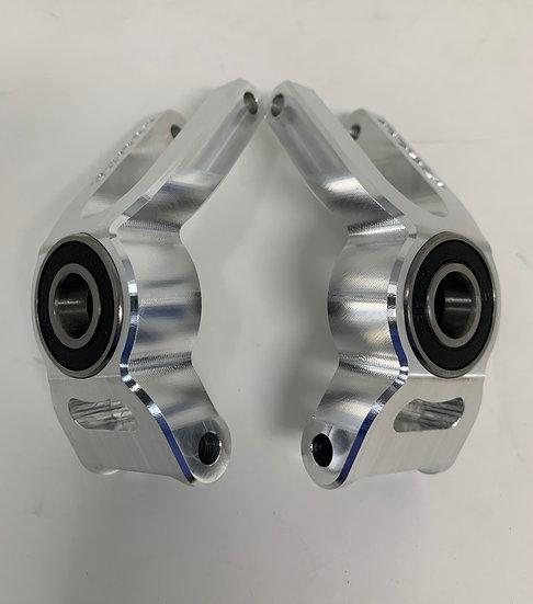 RCMAX BILLET BAJA REAR HUBS (Oversize Bearings)