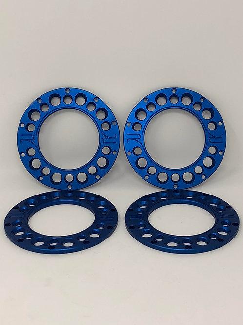 RED ARROW Beadlocks - Blue