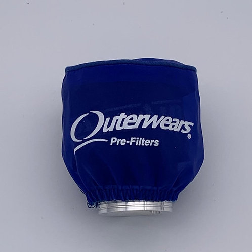 OUTERWEARS - WATER RESISTANT FILTER COVER - BLUE