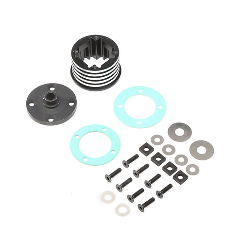 LOSI DBXL, DBXL-E and MTXL ALLOY DIFF HOUSING/CASE