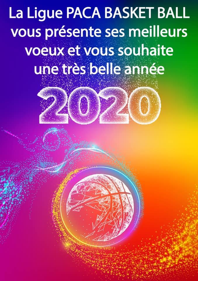bonn année 2020 de la ligue paca de basketball