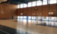 Gymnase CREPS Aix En Provence