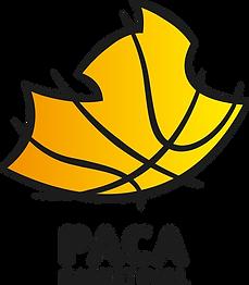 Ligue PACA Basket Ball - Logo officiel p