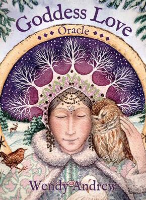 Goddess Love Oracle Cards