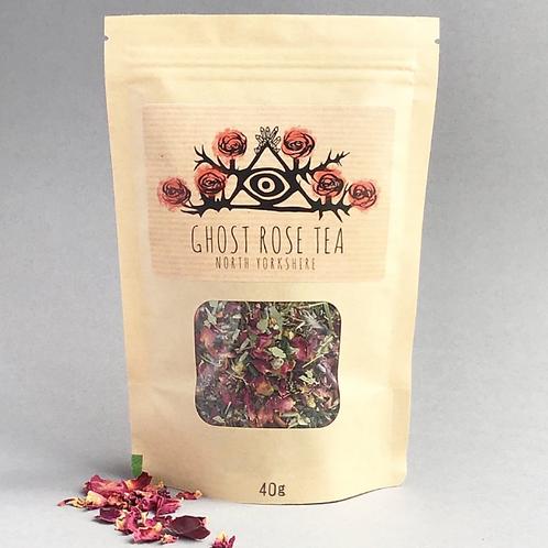 Ghost Rose Tea by Tarn + Moon