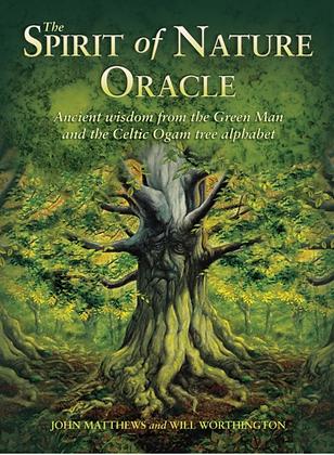 The Spirit of Nature Oracle by John Matthews