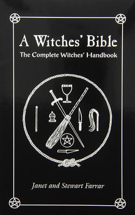A Witches Bible - By Janet & Stewart Farrar