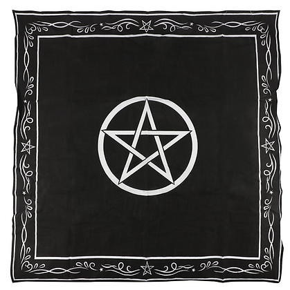 Large Pentacle Altar Cloth