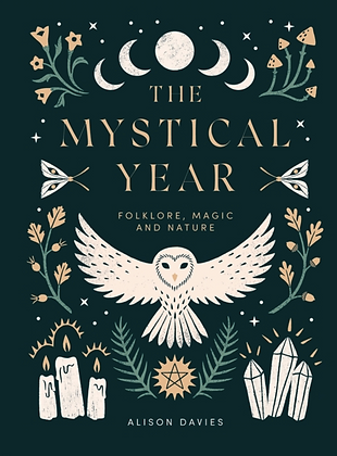 The Mystical Year by Alison Davies
