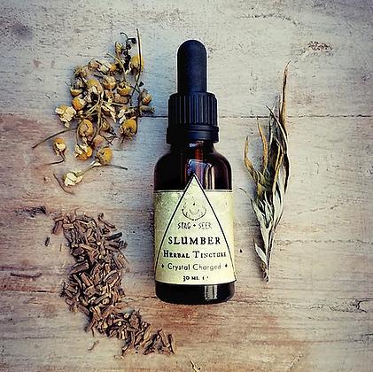 Slumber Herbal Tincture by Stag + Seer