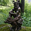 Thumbnail: Pan with Pipes Bronze Statue