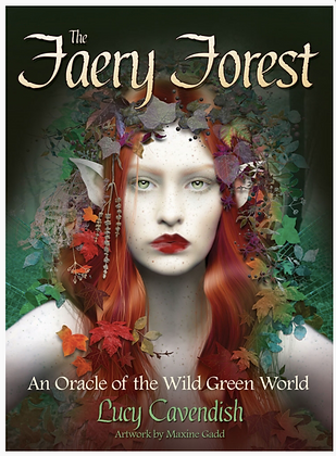 The Faery Forest Oracle Cards by Lucy Cavendish