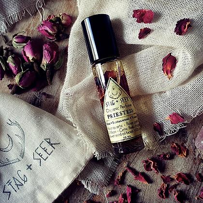 Priestess Organic Perfumed Oil by Stag + Seer