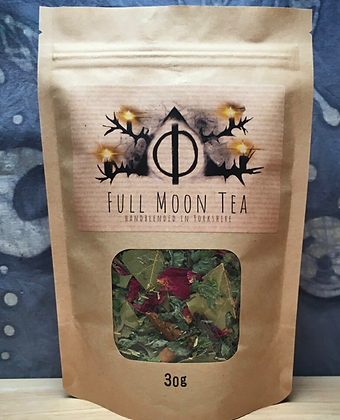 Full Moon Tea by Tarn + Moon