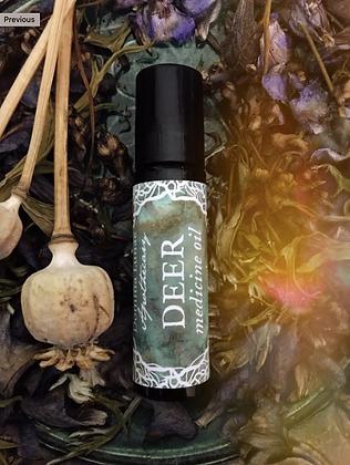 Deer Medicine Oil